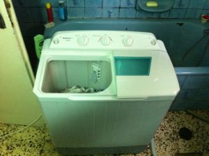 Semi-automatic Washing Machine